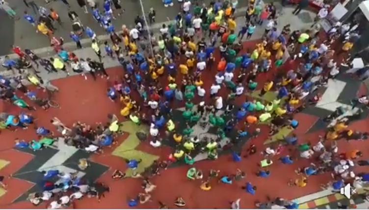 VIDEO/ Emocione dhe spektakël në Maratonën e Tiranës, ja ç'ndodhi dje në kryeqytet