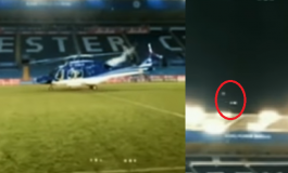 VIDEO/ Aksident fatal për presidentin e Leicesterit, dalin pamjet e plota të rrëzimit të helikopterit