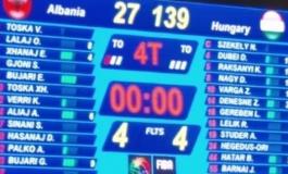 E TURPSHME/ Kombëtarja shqiptare mposhtet me 112 pikë diferencë, reagon arbitri i njohur: Duhet të rris numrin e syzeve