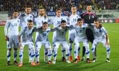 Luan me gjigandët e futbollit, portierit shqiptar i hapet rruga në përfaqësuese