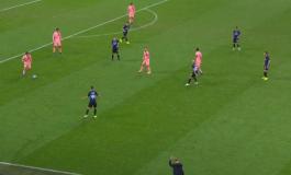 As Neymar dhe as Mbappe nuk bëjnë punë, INTERI ndal Barcelonën në Champions League