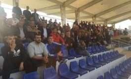 FOTO/ Superliga të marrë shembull, nga Kategoria e Parë stadiumi mbushet nga TIFOZËT