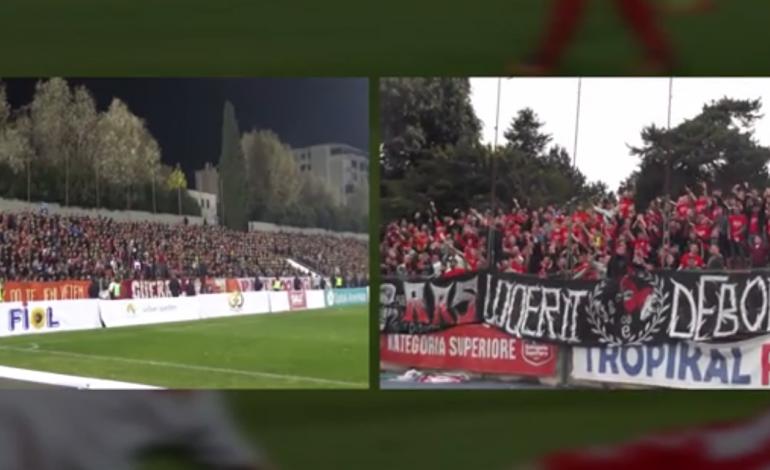 """Ultras Guerrils apo Ujqërit e Dëborës, kush triumfon në """"Selman Stërmasi""""?"""