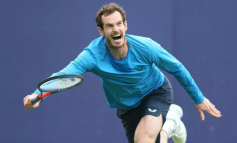 "TENIS/ Shiu prish planet, ""ngrin"" Andy Murray"